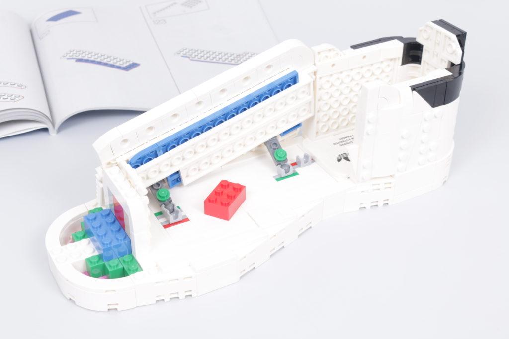 LEGO Creator Expert 18 plus 10282 Adidas Superstar review 20