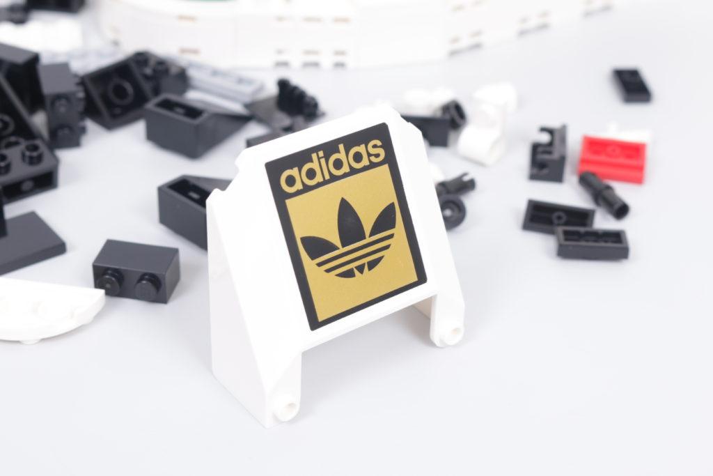 LEGO Creator Expert 18 plus 10282 Adidas Superstar review 28