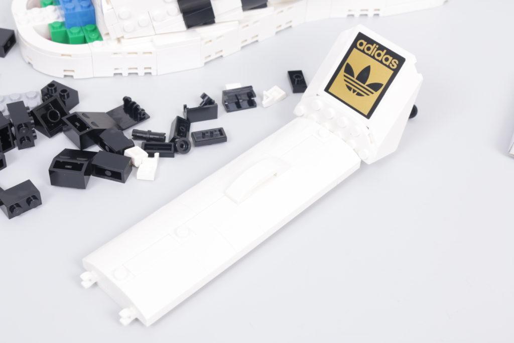 LEGO Creator Expert 18 plus 10282 Adidas Superstar review 29