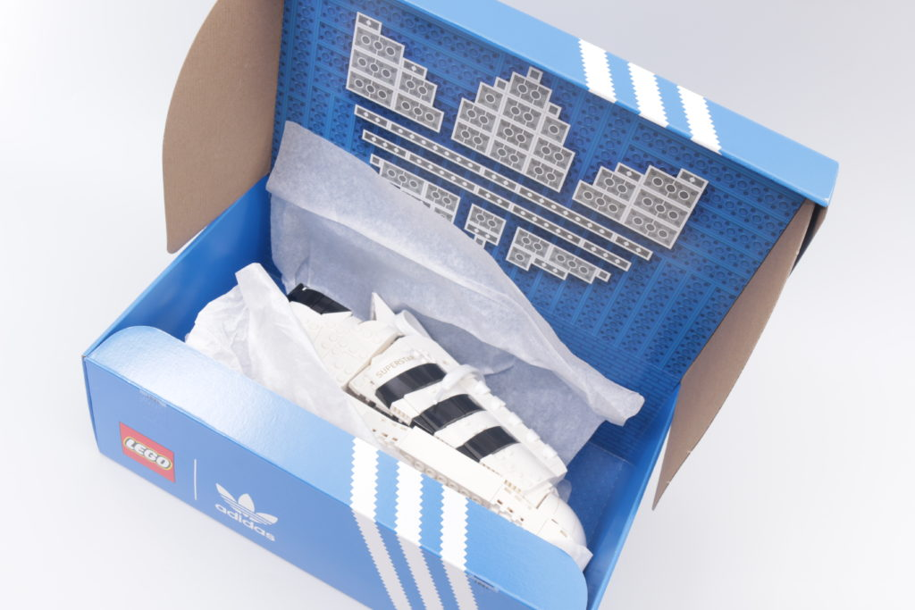 LEGO Creator Expert 18 plus 10282 Adidas Superstar review 38
