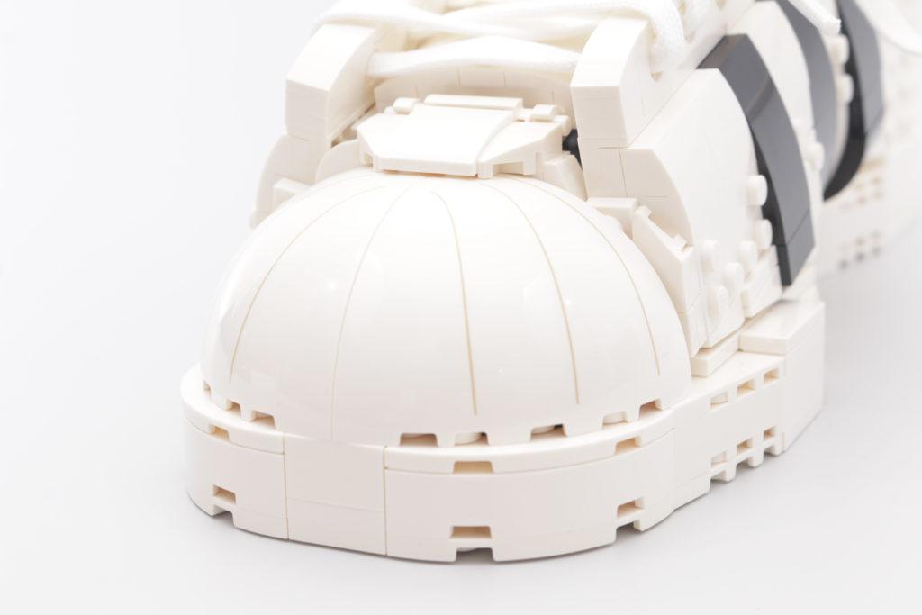 LEGO Creator Expert 18 plus 10282 Adidas Superstar review 42