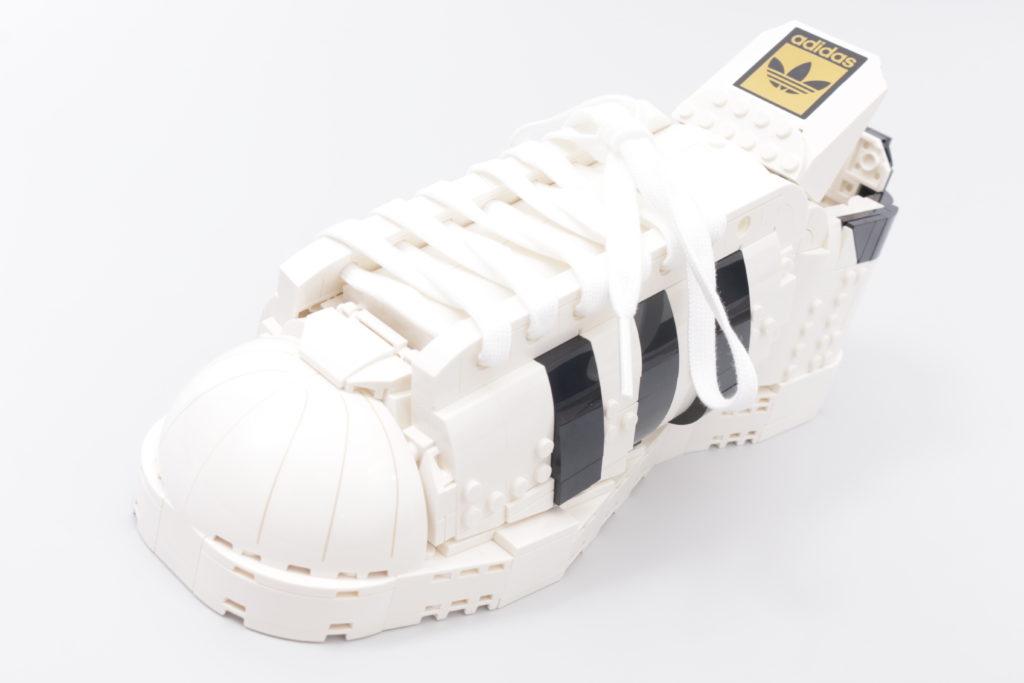 LEGO Creator Expert 18 plus 10282 Adidas Superstar review 44