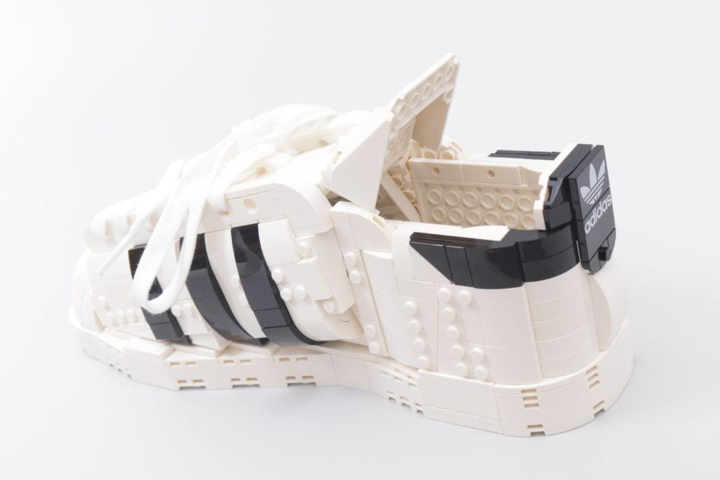 LEGO Creator Expert 18 plus 10282 Adidas Superstar review 45