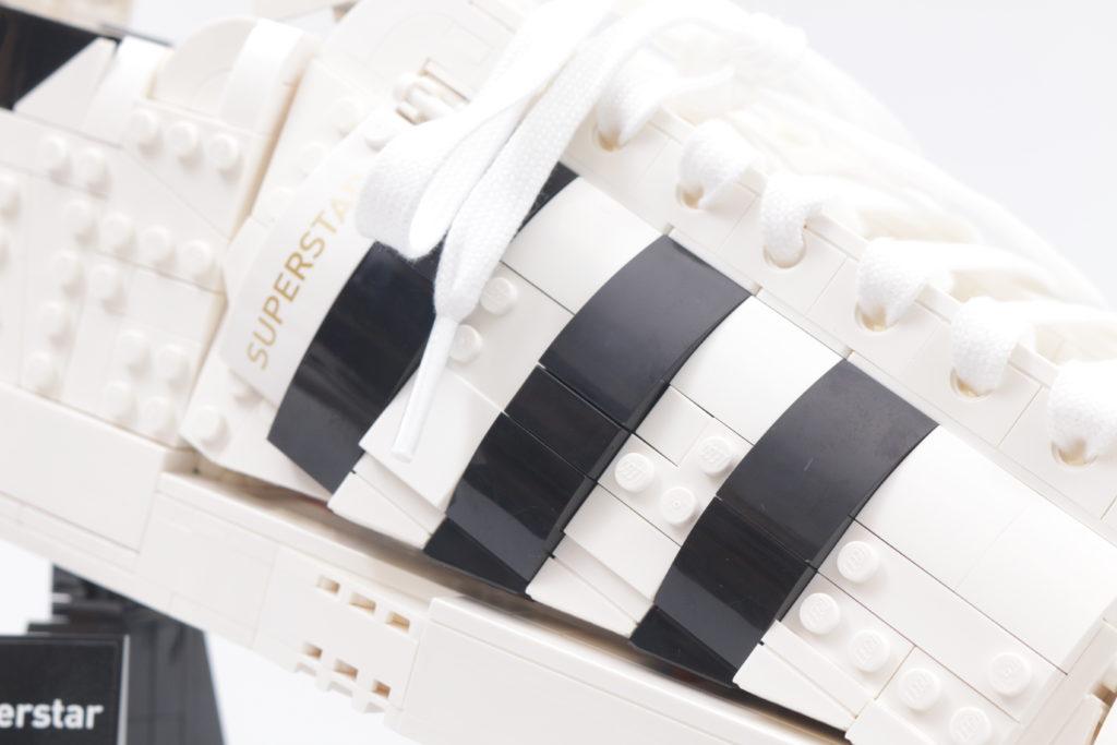 LEGO Creator Expert 18 plus 10282 Adidas Superstar review 50