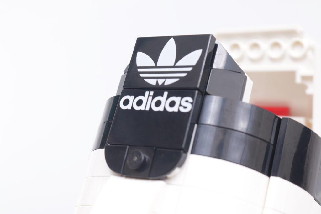 LEGO Creator Expert 18 plus 10282 Adidas Superstar review 54