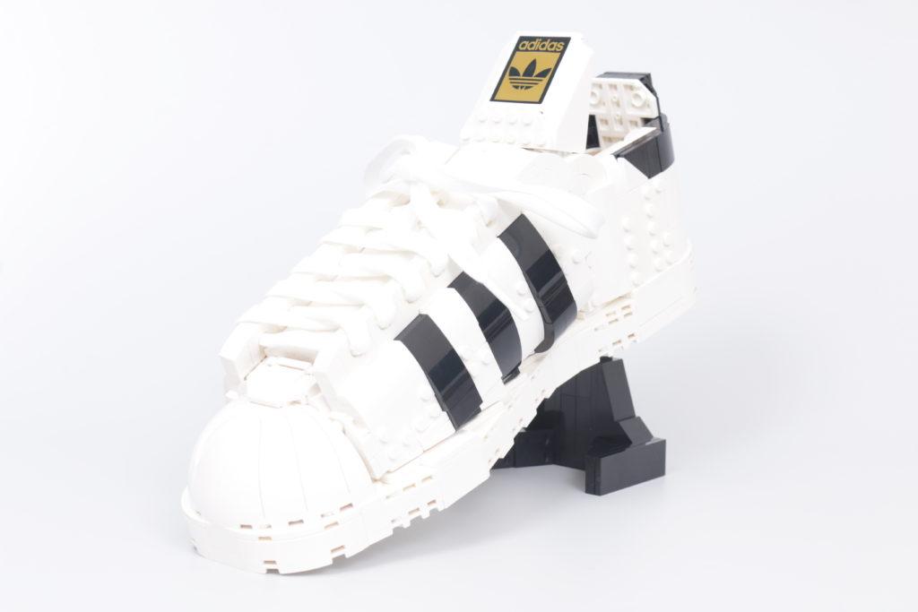 LEGO Creator Expert 18 plus 10282 Adidas Superstar review 58