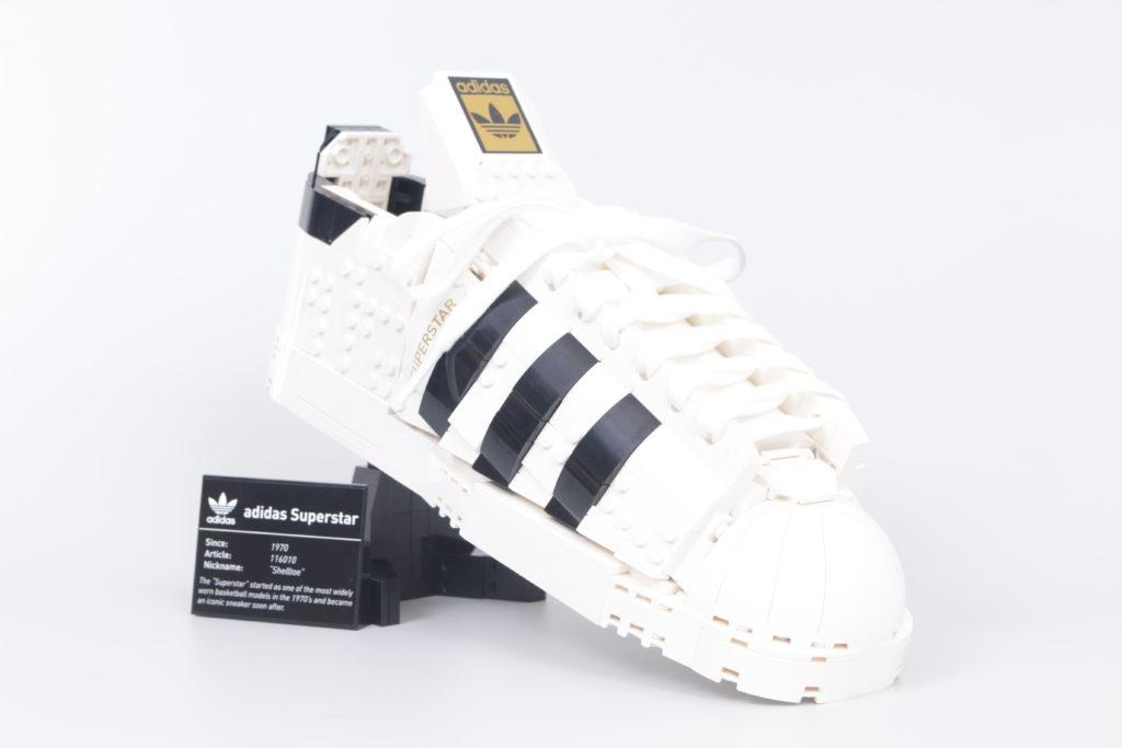 LEGO Creator Expert 18 plus 10282 Adidas Superstar review 59