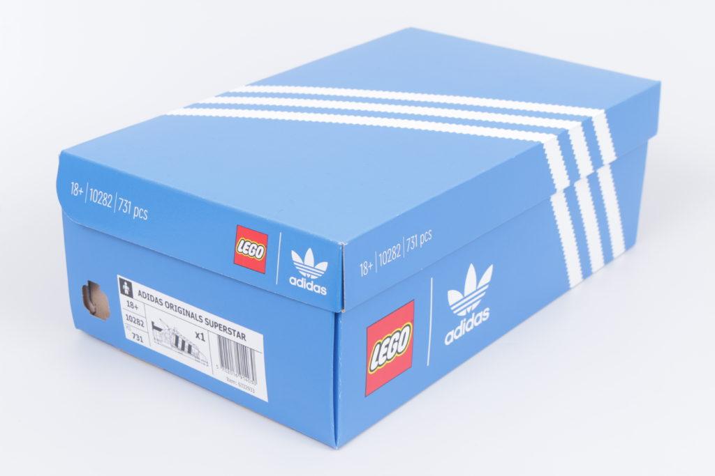 LEGO Creator Expert 18 plus 10282 Adidas Superstar review 64