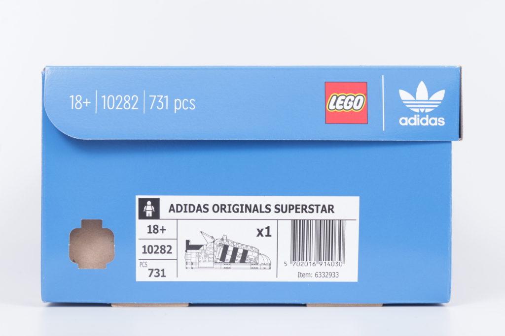 LEGO Creator Expert 18 plus 10282 Adidas Superstar review 65