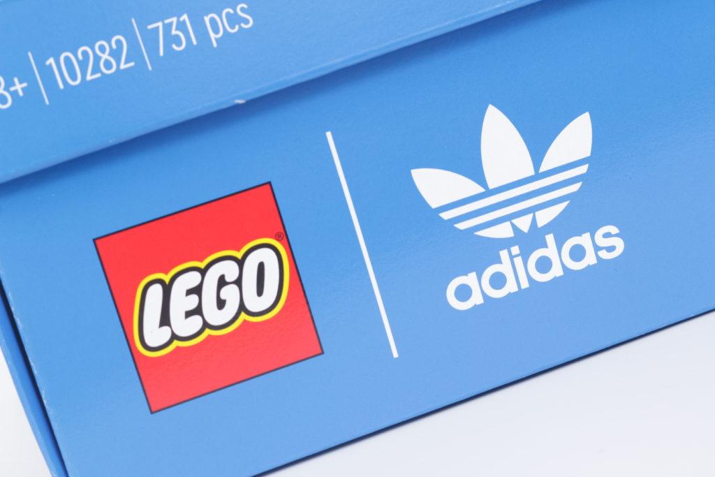 LEGO Creator Expert 18 plus 10282 Adidas Superstar review 67