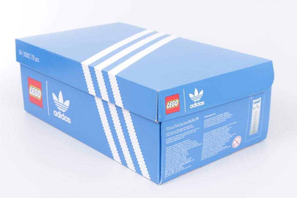 LEGO Creator Expert 18 plus 10282 Adidas Superstar review 68