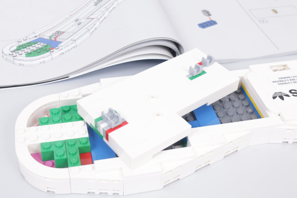 LEGO Creator Expert 18 plus 10282 Adidas Superstar review 7