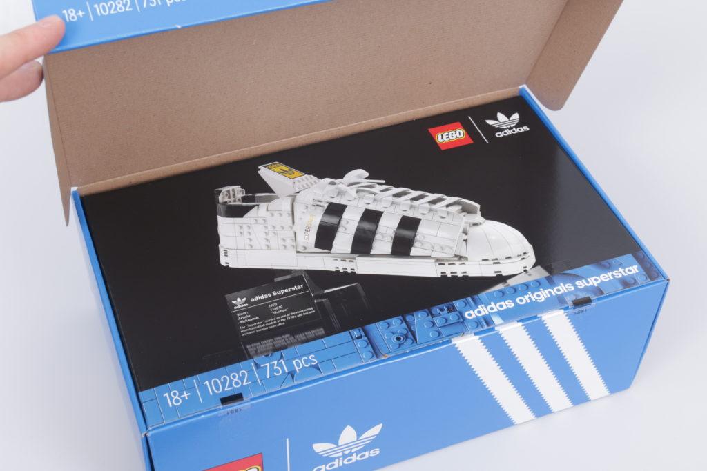 LEGO Creator Expert 18 plus 10282 Adidas Superstar review 70