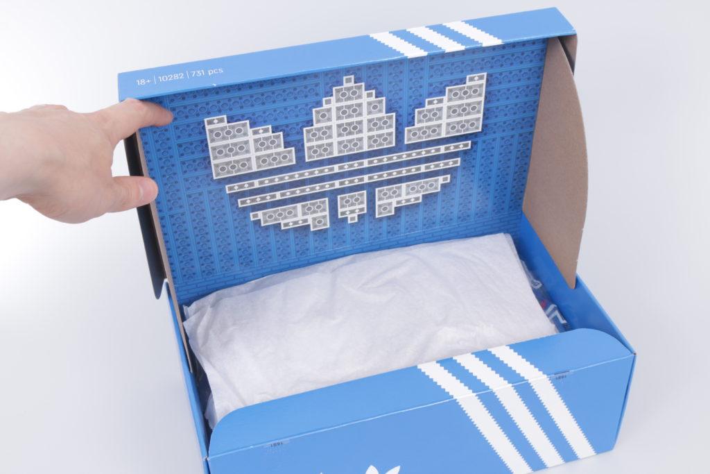 LEGO Creator Expert 18 plus 10282 Adidas Superstar review 71