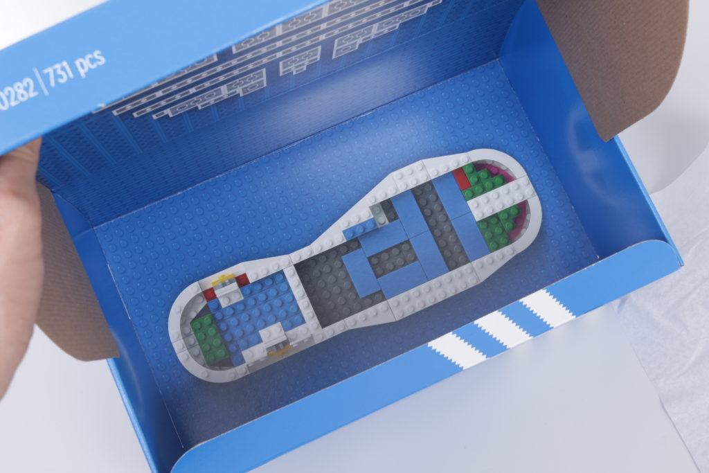 LEGO Creator Expert 18 plus 10282 Adidas Superstar review 73