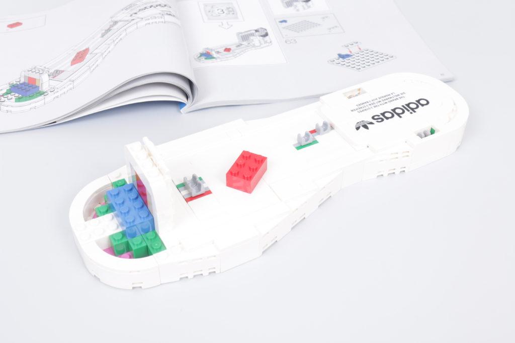 LEGO Creator Expert 18 plus 10282 Adidas Superstar review 9