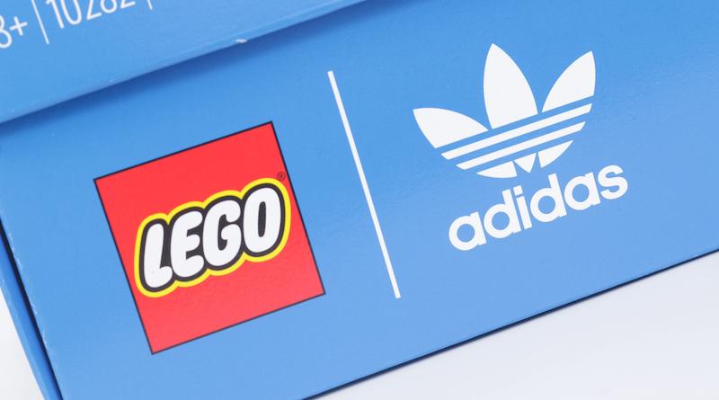 LEGO Creator Expert 18 Plus 10282 Adidas Superstar Review Title 2