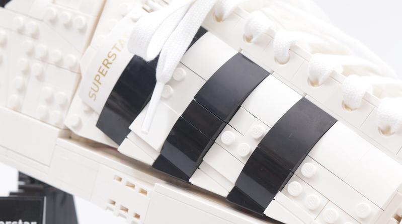 LEGO Creator Expert 18 plus 10282 Adidas Superstar review title