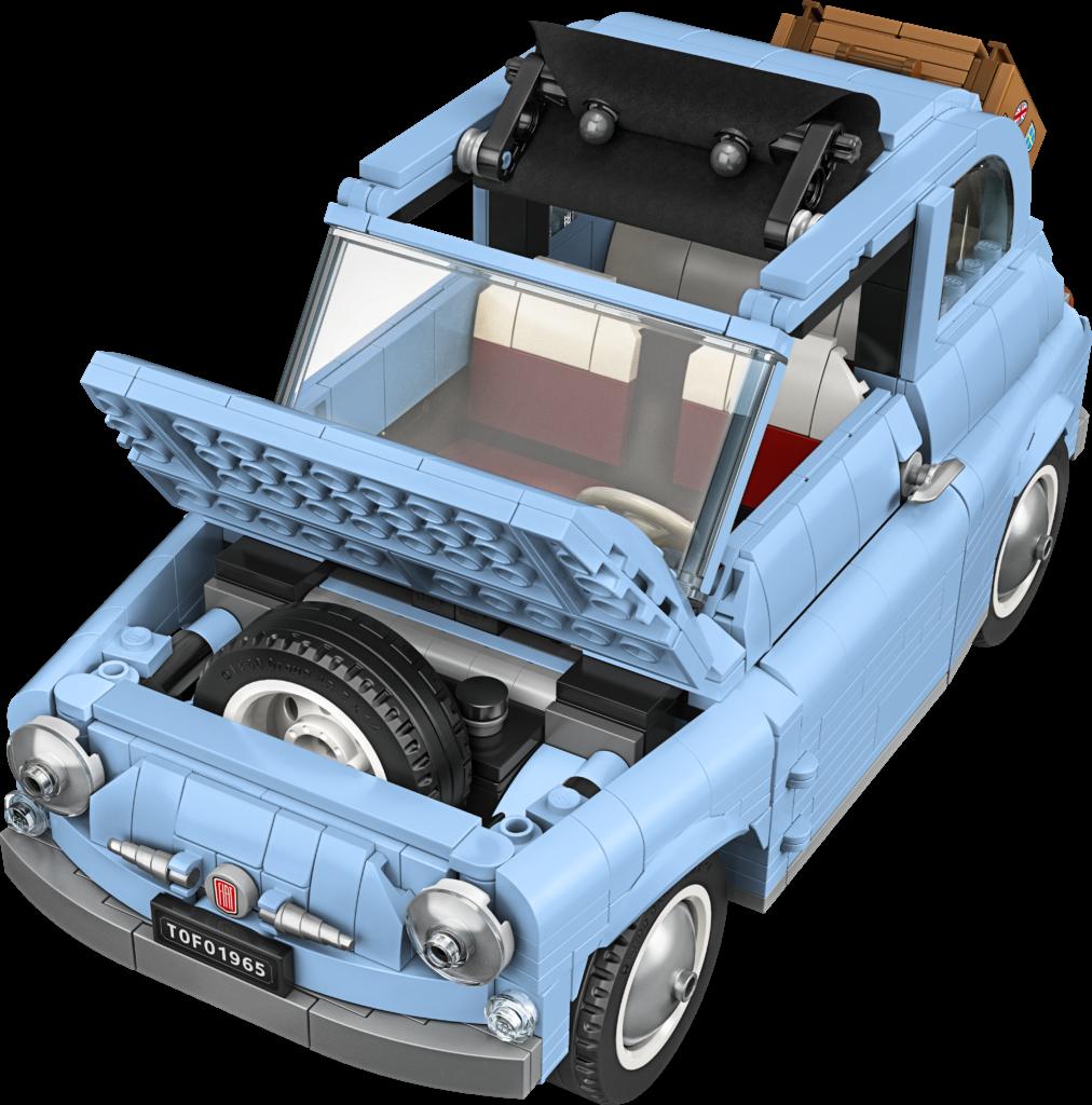 LEGO Creator Expert 77942 Fiat 500 7