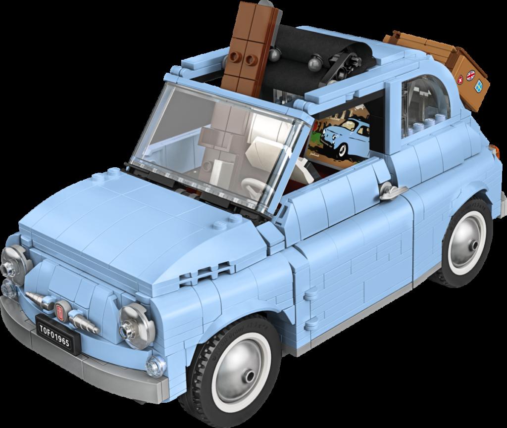 LEGO Creator Expert 77942 Fiat 500 8