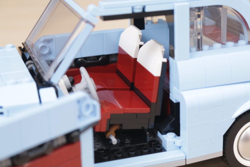 LEGO Creator Expert 77942 Fiat 500 review 12