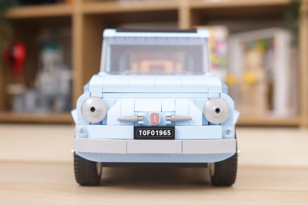 LEGO Creator Expert 77942 Fiat 500 review 6