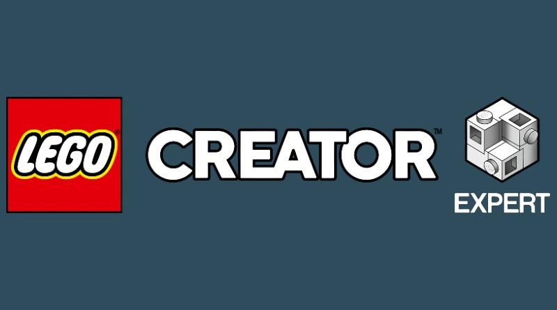 LEGO Creator Expert Logo Featured