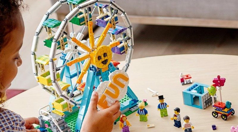 LEGO Creator summer 2021 featured