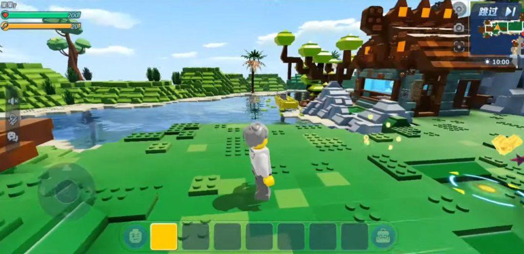 LEGO Cube 2