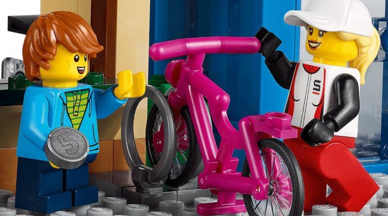 LEGO Cycle Lanes
