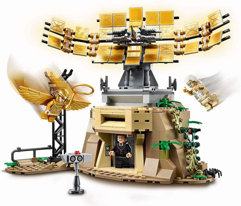 LEGO DC 76157 Wonder Woman Vs Cheetah 3