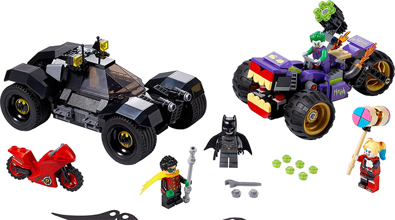 LEGO DC 76159 Jokers Trike Chase Featured