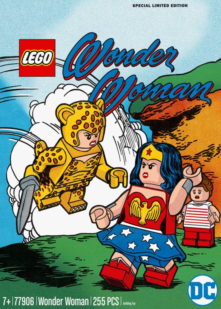 LEGO DC 77906 Wonder Woman 2