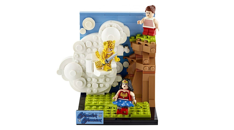 LEGO DC 77906 Wonder Woman Featured