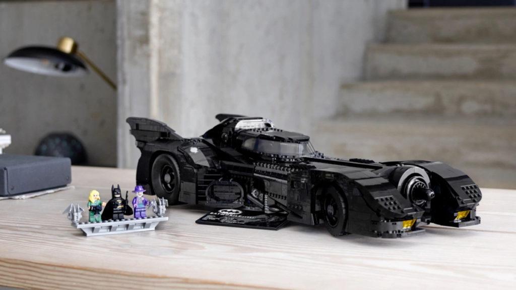 LEGO DC Batman 76139 1989 Batmobile lifestyle 1 resized featured