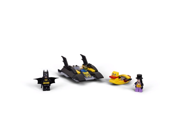 LEGO DC Batman 76158 Penguin Pursuit