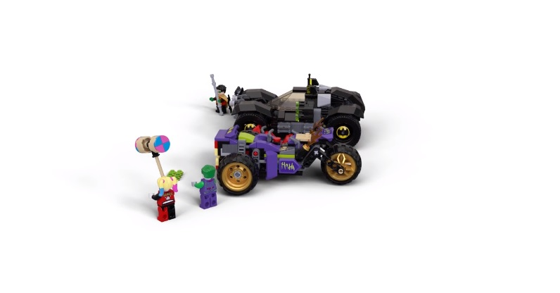 LEGO DC Batman 76159 Jokers Trike Chase 2