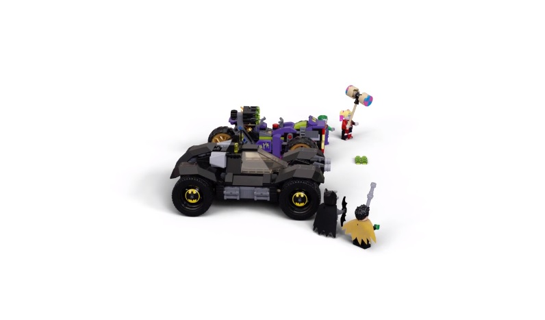 LEGO DC Batman 76159 Jokers Trike Chase 3
