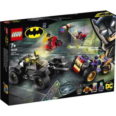 LEGO DC Batman 76159 Jokers Trike Chase