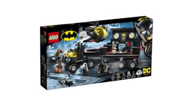 LEGO DC Batman 76160 Mobile Bat Base