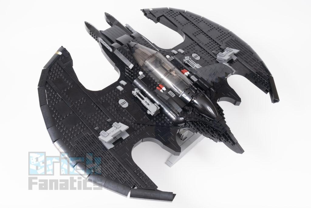 LEGO DC Batman 76161 1989 Batwing 15