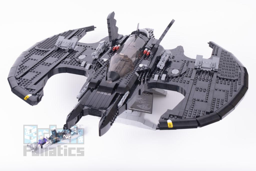 LEGO DC Batman 76161 1989 Batwing 2