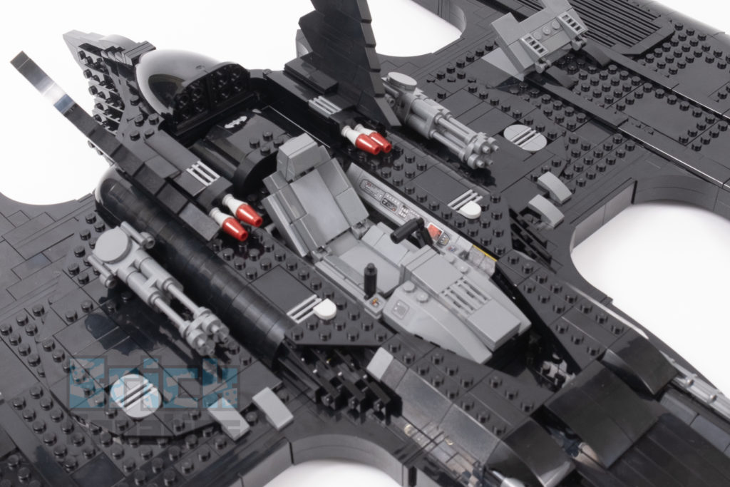 LEGO DC Batman 76161 1989 Batwing 32