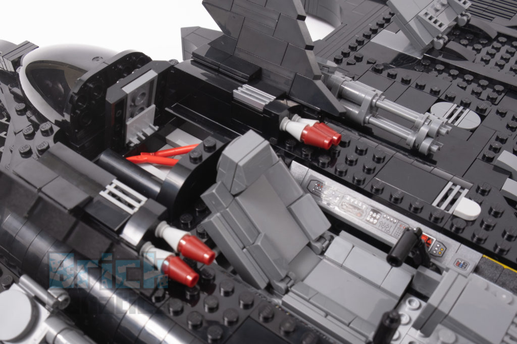 LEGO DC Batman 76161 1989 Batwing 34