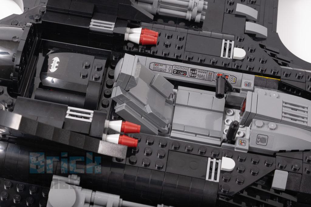 LEGO DC Batman 76161 1989 Batwing 35