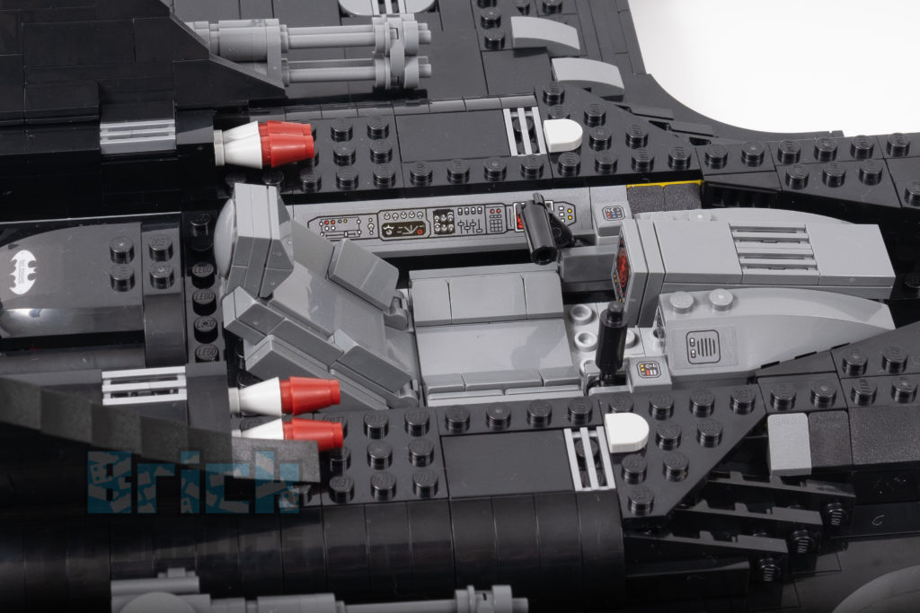 LEGO DC Batman 76161 1989 Batwing 36