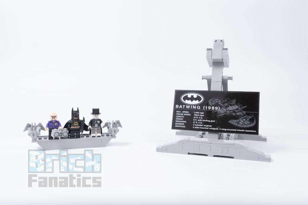LEGO DC Batman 76161 1989 Batwing 43