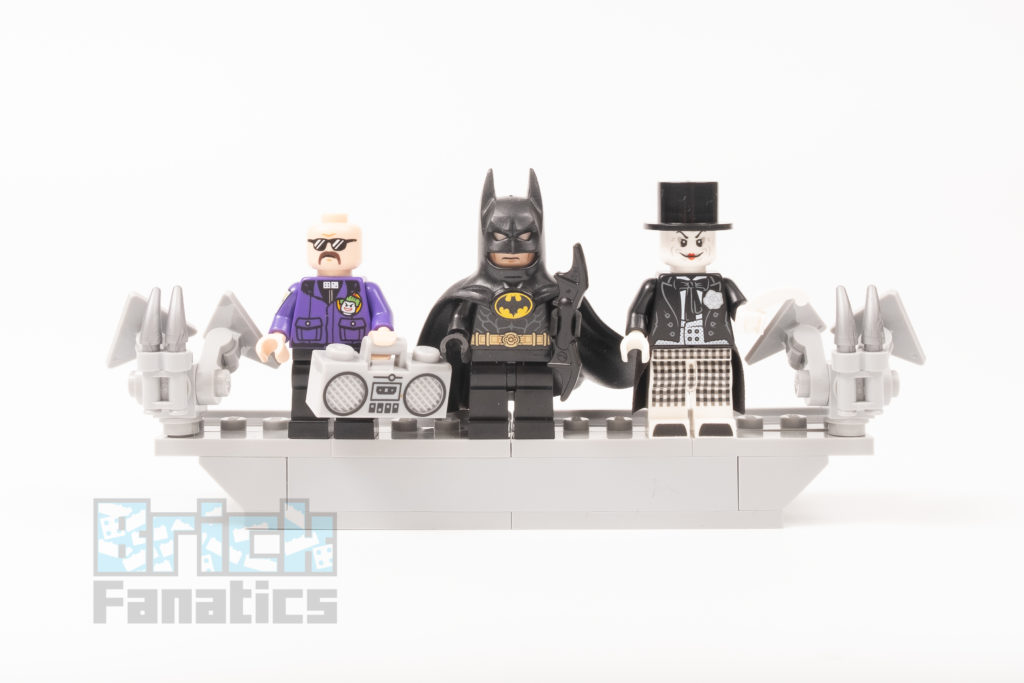 LEGO DC Batman 76161 1989 Batwing 45