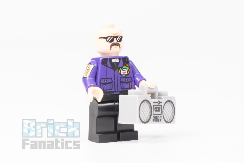 LEGO DC Batman 76161 1989 Batwing 47