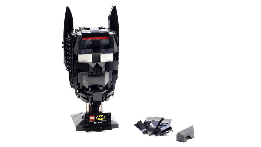 LEGO DC Batman 76182 Batman Cowl 10